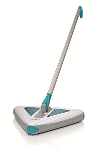 Sunbeam Cordless Rechargeable Sweeper, Turquoise