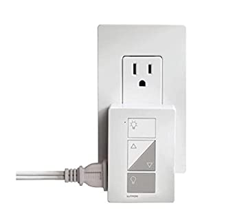 Lutron PD-3PCL-WH Caseta Wireless RF Dimmer, 300W, White: Amazon.com: Industrial & Scientific