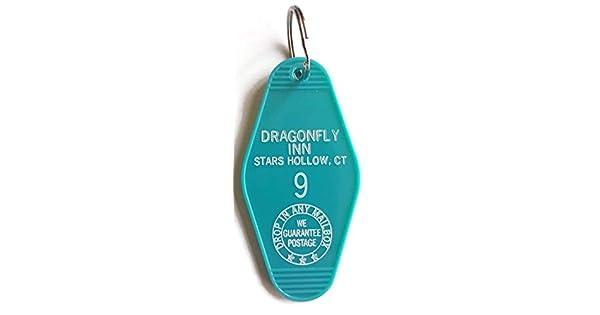 Amazon.com: Gilmore Girls DRAGONFLY INN Room #9