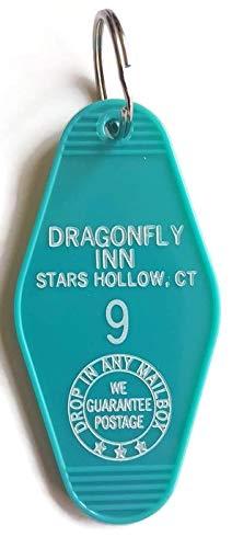 (Gilmore Girls DRAGONFLY INN Room #9