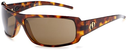 Electric Visual Charge Tortoise Shell/Bronze Sunglasses