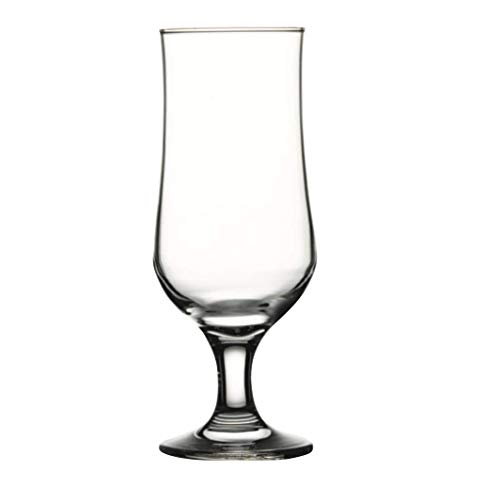 Pasabahce Tulip Pilsner Beer Glass Set, 285ml  Pack of 6