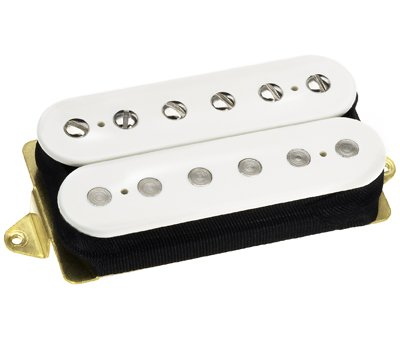 DiMarzio DP155 Tone Zone Humbucker Pickup White Regular