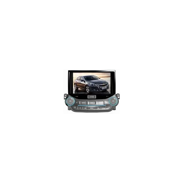 Eagle for 2012 2013 Chevrolet Malibu Car GPS Navigation DVD Player Audio Video System with Radio (AM/FM),Bluetooth Hands Free,USB, AUX Input,(free Map),Plug & Play Installation