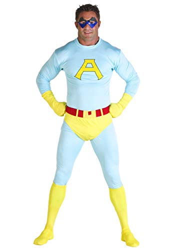 Ace Costume (Medium/Large) Blue -