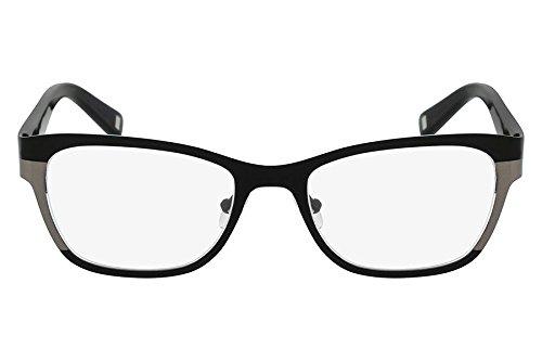 bae45fbc4241e Óculos De Grau Nine West Nw1064 001 48 Preto ...
