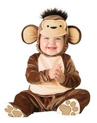 Mischievous Monkey Costume - Infant Medium