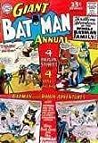 Giant Batman Annual #7, Summer 1964. Batman Family Origin Stories