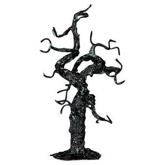 amazon com lemax 44122 spooky tree 6 inch home kitchen