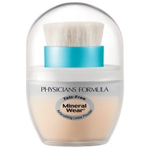 Physicians Formula Mineral Airbrushing Loose Powder SPF 30, Creamy Natural - 0.35 OZ