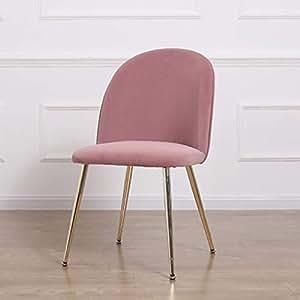 Amazon.com: Gz Moderno sillón Ocasional tapizado terciopelo ...