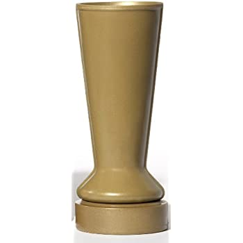 Amazon Replacement Cemetery Flower Vase Bronze Color Theft