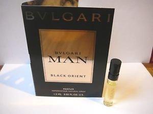 adc910e5f9 Amazon.com : Bvlgari Man Black Orient Parfum Spray Vial 0.05 Oz / 1.5 ml  Sample : Beauty