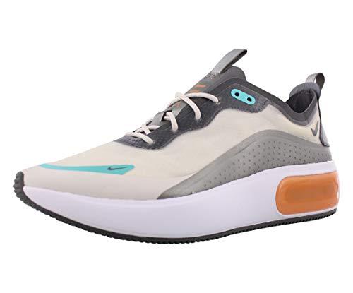 Nike Womens Air Max Da Se Mesh Fitness Sneakers Gray 6 Medium (B,M)