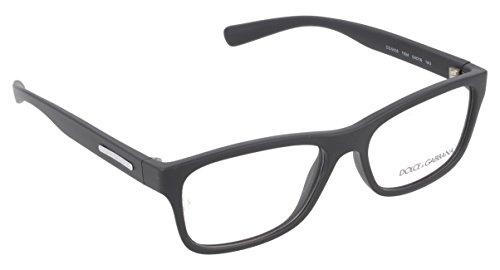 Dolce & Gabbana Montures de lunettes 5005 Young and coloured Pour Homme Matte Black 1934: Matte Black