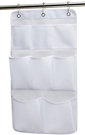 KIMBORA Organizer Hanging Bathroom Pockets product image