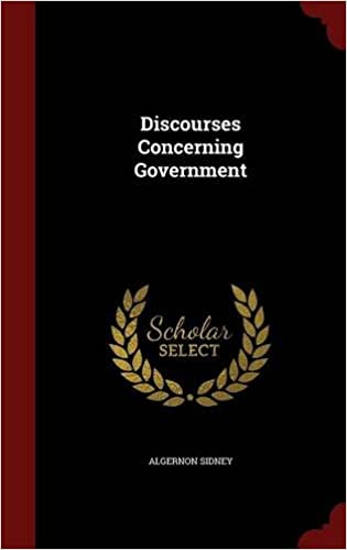 DISCOURSES CONCERNING GOVERNMENT EPUB