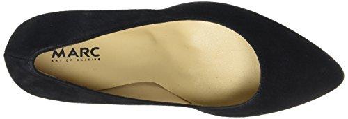 Marc Shoes Vanessa - Tacones Mujer Negro - Schwarz (black 100)