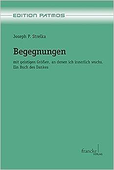 Book Begegnungen