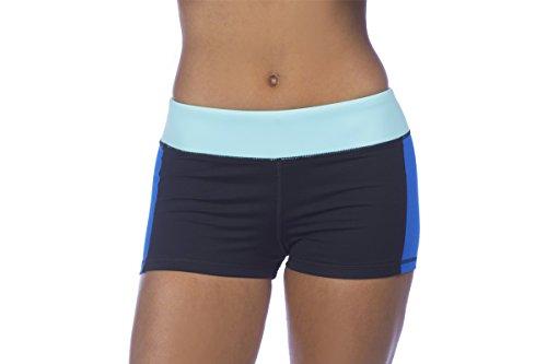 la-blanca-womens-technicolor-swim-short-bottom-10-lb16-mlt