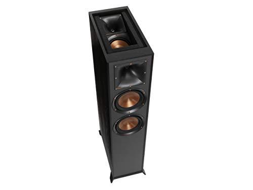Klipsch R-625Fa R-625Fa Dolby Atmos Floorstanding Speaker Black Pair - (Pack Of1)