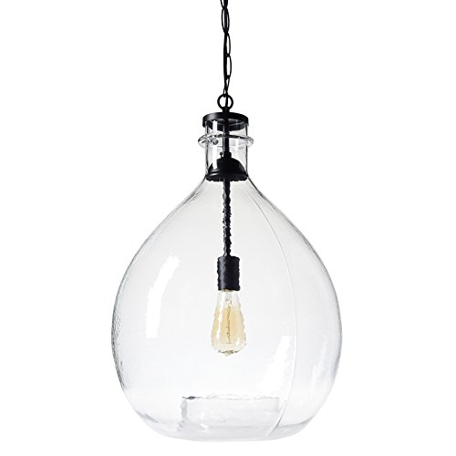 Antique Blown Glass Pendant Lights