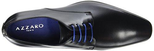 Azzaro Jory - Zapatos Derby Hombre Noir (Noir)