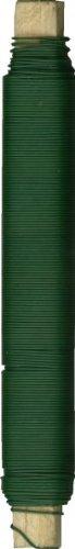 Wickeldraht grün, ø 0,65mm, 39m, 100g