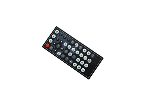 Hotsmtbang Replacement Remote Control For Power Acoustik PD-