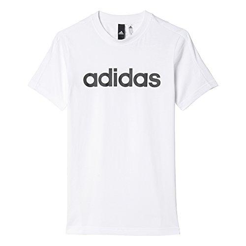 per Yb T Lin White shirt bambini Adidas gvqBX