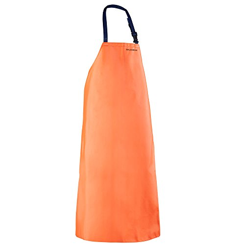 Grundens Herk Apron - Orange - One size fits -