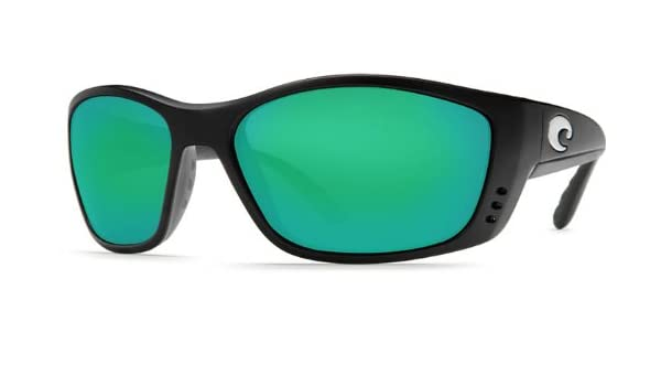 5eb4c1aa9 Amazon.com : Costa Del Mar Fisch Black Frame Green Mirror Glass /w580  Sunglasses : Pet Sunglasses : Pet Supplies