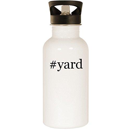 #yard - Stainless Steel 20oz Road Ready Water Bottle, (Camden Yards Diamond)