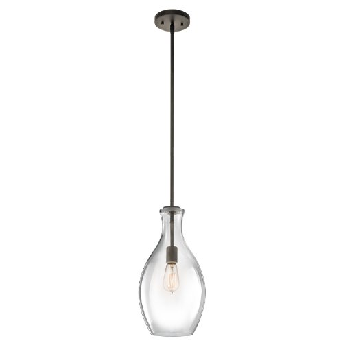 Kichler 42047OZ Everly Pendant Bronze