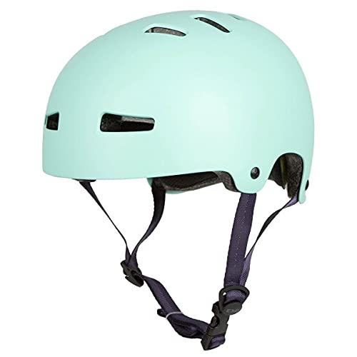 TSG Girls BMX/Dirt Helm Evolution Women Solid Color – Satin Mint