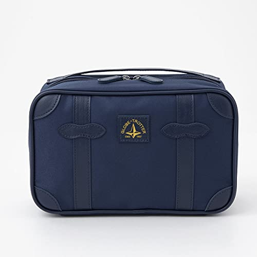 GLOBE-TROTTER LIMITED BOOK NAVY ver. 付録
