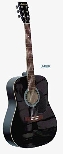 Guitarra Academy D-6BK-D8EBK