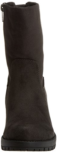 XTI Women's 047432 Ankle Boots, Black Grey (Gris Gris)
