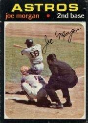 1971 Topps #264 Joe Morgan - VG-EX by Topps