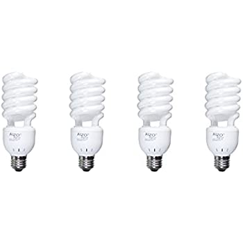 High Quality ALZO 27W Full Spectrum CFL Light Bulb 5500K, 1300 Lumens, 120V, Pack Of Ideas