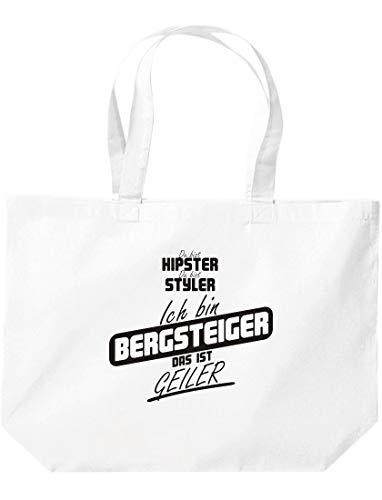 De Horny Alpinista Blanco Styler Bolsa Estoy Große Das Shopper Estas Du Hipster Shirtstown Compra Ist fqRHER