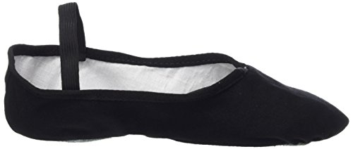 Black Danca Noir Cheville Femme à Bae23 Ballerines So Bride RqcwC88H
