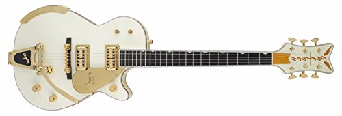 Gretsch Duo (Gretsch G6134T-58 Vintage Select Edition '58 Duo Jet - Vintage White)