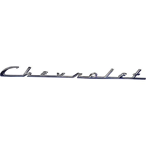 Chevrolet Trunk Emblem - Eckler's Premier Quality Products 80-251923 Chevy