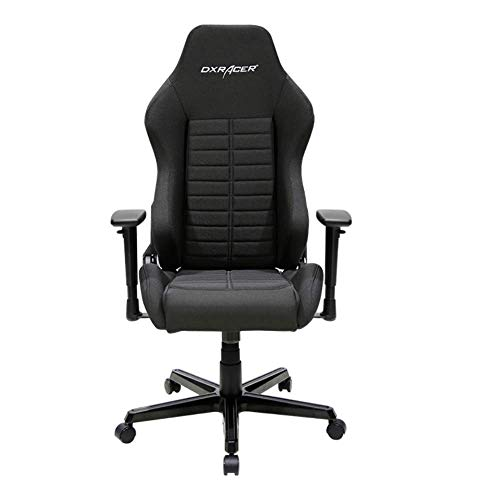 DXRacer OH/DM132/N Ergonomic, High Quality Computer Chair for Gaming, Executive or Home Office Drifting Series Black For Sale