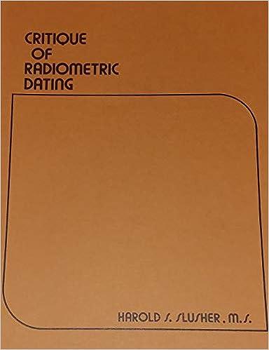 Zijn er problemen met radiometrische dating