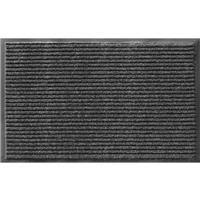 Apache Rib Doormat - Pepper Black
