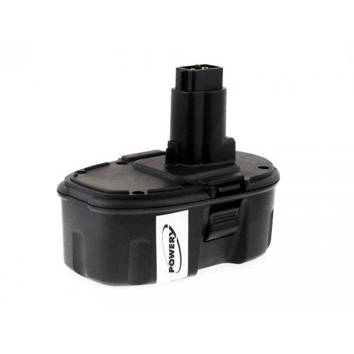Batterie pour Würth type 0700905520 NiMH, 18V, NiMH [ Batterie outil électroportatif ]