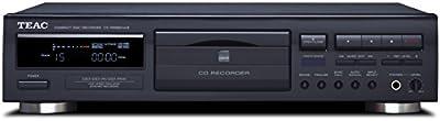 Teac CD-RW890MK2-B CD Recorder (Black) by TEAC America, Inc.