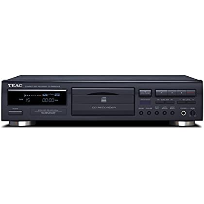 Image of CD Recorders Teac CD-RW890MK2-B CD Recorder (Black)